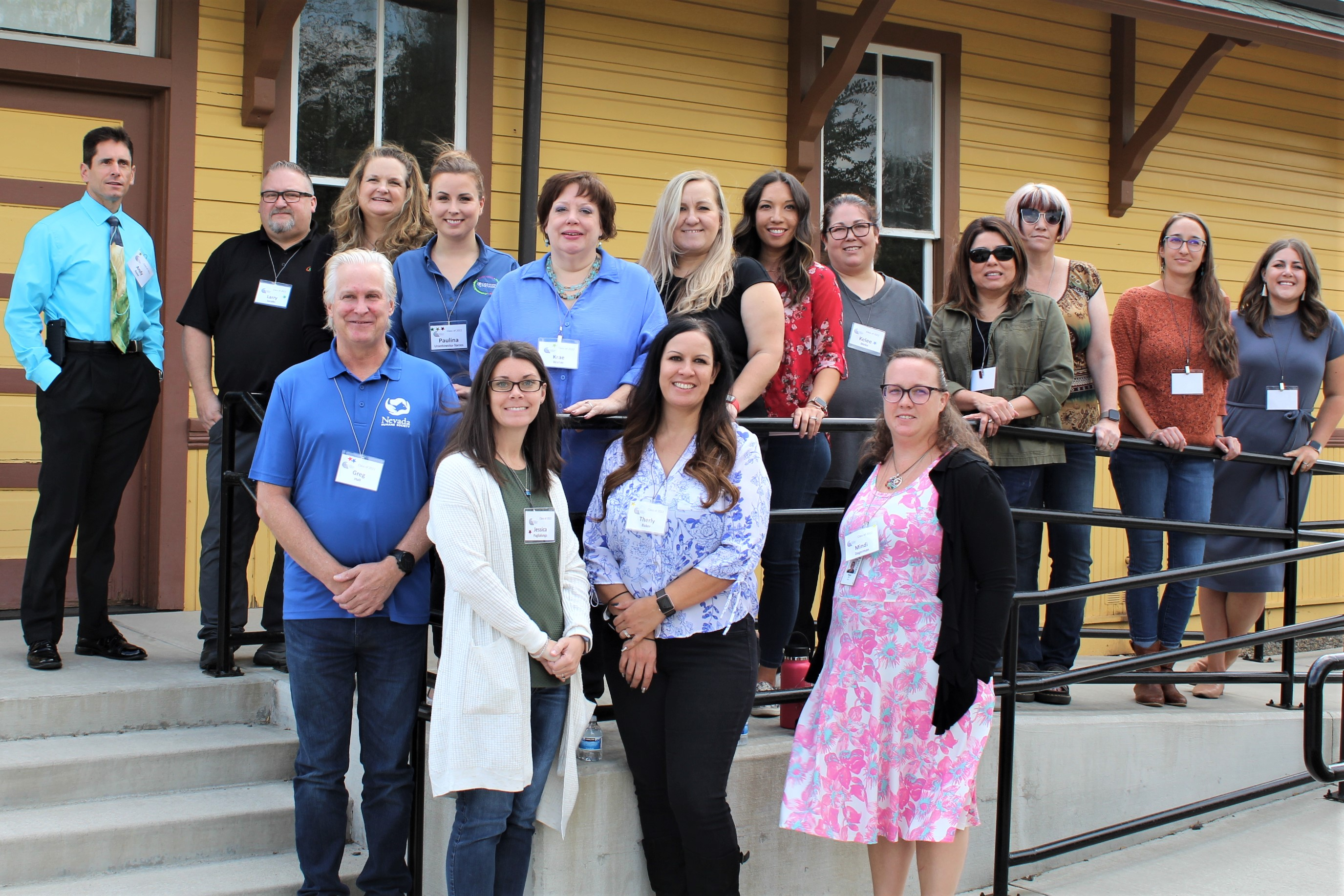 Introducing the Carson City Leadership Institute Class of 2022