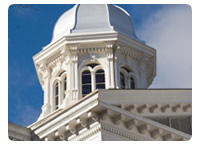 Picture of the Nevada State Capitol Dome